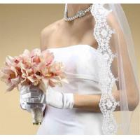 Buy cheap Wrist Bridal Gloves - Satin from wholesalers