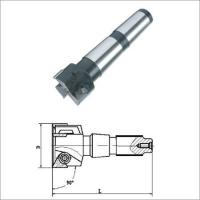 Buy cheap Hardmetal Cutters 90 Deg. Cutting Edge Angle Face Mills With Indexable Inserts from wholesalers