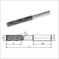 Buy cheap Solid Carbide Straight Shank Reamers (Spiral - Fluted) from wholesalers