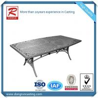 Buy cheap OEM High Quality Cast aluminum Patio Furniture Parts from wholesalers