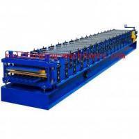 Buy cheap Good Quality with China Price Double Layer Roll Forming Machine for Corrugated Panel and Roof Panel from wholesalers