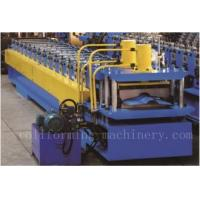 Buy cheap High Quality With China Price Roof Ridge Cap Roll Forming Machine from wholesalers