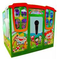 Buy cheap Kids Coin Operated KTV Karaoke Machine The Same Song from wholesalers