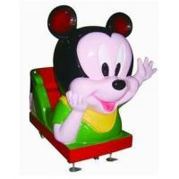 Buy cheap Mickey amusement park coin operated kiddie rides from wholesalers