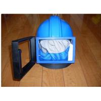 Buy cheap High quality sand blast helmets from wholesalers