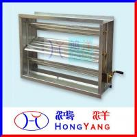 Buy cheap Manual Air Volume Damper from wholesalers