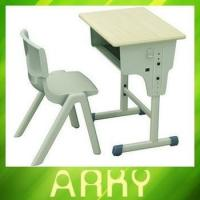 Buy cheap Adjustable School Table and Chair Set from wholesalers