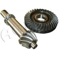 Buy cheap AGNEE manufactures Right Angle straight and Spiral Bevel Gears as per following specifications from wholesalers