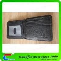 Buy cheap rfid leather wallet new products rfid blocking leather wallet from wholesalers