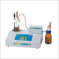 Buy cheap Automatic Karl Fischer Titrator from wholesalers