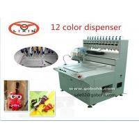 Buy cheap Automatic Dripping Machine Automatic 12 color glue dispensing machi from wholesalers
