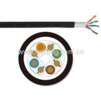 Buy cheap UTP Unshielded Twisted 4 Pairs Cat5e/Cat6 Outdoor Lan Cable from wholesalers