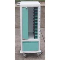 Buy cheap Hospital Medical Record Trolley SYS-140716B from wholesalers