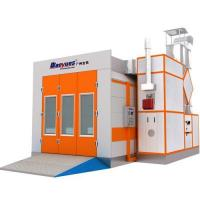 Buy cheap Downdraft Spray Booth Spray Booth from wholesalers