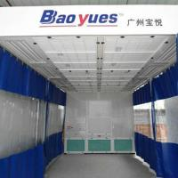 Buy cheap Single Station Prep Station Spray Booth from wholesalers