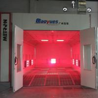 Buy cheap Infrared Lamp Spray Booth from wholesalers