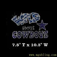 Buy cheap Beautiful heat transfer Wild About Cowboy & stars top sales in china from wholesalers