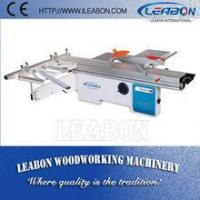 Buy cheap 90 Degrees Wood Frame Precision Sliding Table Panel Saw machine for cutting wood (MJ6128DA) from wholesalers