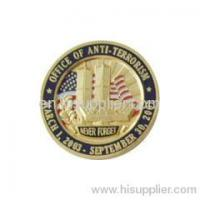 Buy cheap high quality Challenge Coin pin from wholesalers