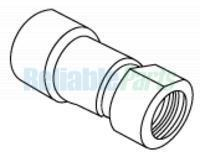 Buy cheap BBQ Natural Gas Quick Connect Coupling from wholesalers