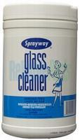 Buy cheap Sprayway Glass Cleaner Wipes - 40 Clothes from wholesalers