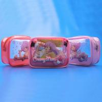 Buy cheap Cheap Transparent bag Clear Waterproof PVC Cosmetic Pouch For Travelling from wholesalers