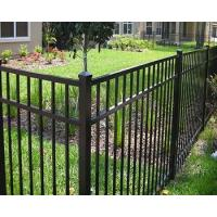 Buy cheap Residential Aluminum Fence from wholesalers