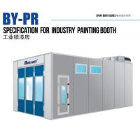 Buy cheap Industry Paint Booth BY-PR from wholesalers