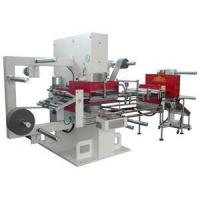 Buy cheap Flat Bed Die Cutting Systems Model GD 654D from wholesalers