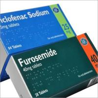 Buy cheap Packaging Boxes pharmaceutical packaging from wholesalers