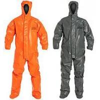 Buy cheap DuPont Tychem ThermoPro Suit with Hood - Elastic Wrists - Socks - Double Storm Flap - TP199T from wholesalers