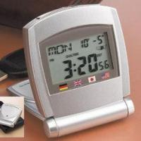 Buy cheap Radio Controlled Global Travel Alarm Clock from wholesalers