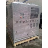 Buy cheap air cooled scroll chiller 100kw water chiller for Coating compound machine from wholesalers