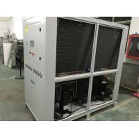 Buy cheap air cooled scroll chiller shell and tube evaporator air cooled waterchiller from wholesalers