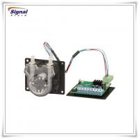 Buy cheap S100-1B+JZ15 speed adjustable stepper motor OEM peristaltic pump from wholesalers