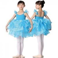 Buy cheap Tutus Child Ballet Leotards With Skirts CS0134 from wholesalers