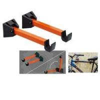Buy cheap Multi Fuctional Wall-mounted Bike Rack from wholesalers