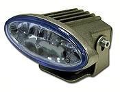 Buy cheap 588 Nightwatcher LX Slim-Line Oval Driving Light from wholesalers