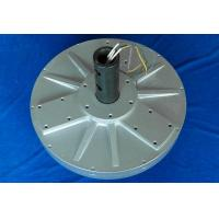 Buy cheap 3000W/3KW 180RPM Disc coreless permanent magnetism vertical axis alternator/wind generator motor from wholesalers