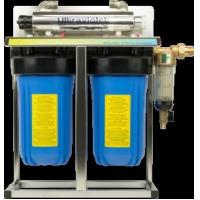 Buy cheap Whole house water filter G10-PCU filter w/UV from wholesalers