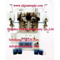 Buy cheap Double Cool Double Hot Main Heel Molding Machine from wholesalers