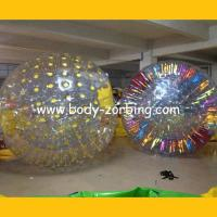 Buy cheap Shining Zorb Ball ZORB3055 Glow Human Hamster Ball from wholesalers