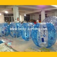 Buy cheap Soccer Bubble Body Zorbing Bal from wholesalers