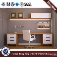 Buy cheap Small size Melamine office furniture computer desk with drawer HX-NT3199 from wholesalers