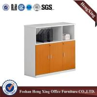 Buy cheap Wooden Furniture melamine top open Storage Cabinet HX-4FL076 from wholesalers