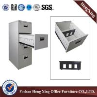 China steel filing cabinet with 4 drawer office furniture made in China Mobile Pedestal FC-D4- on sale