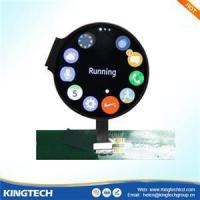 Buy cheap custom mipi 1.39 inch super round flexible transparent amoled oled from wholesalers