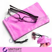 Buy cheap Microfiber Cleaning Pouch ITEM NO.:UG03029 from wholesalers