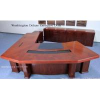 Buy cheap Washington Deluxe Executive Desk from wholesalers