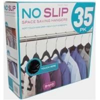 Buy cheap 35pk No Slip Space Saving Hangers 01-Y835 from wholesalers